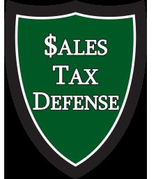 Sales Tax Defense logo